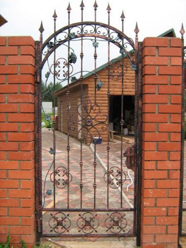 Металлические Ворота и Калитки в Раменском