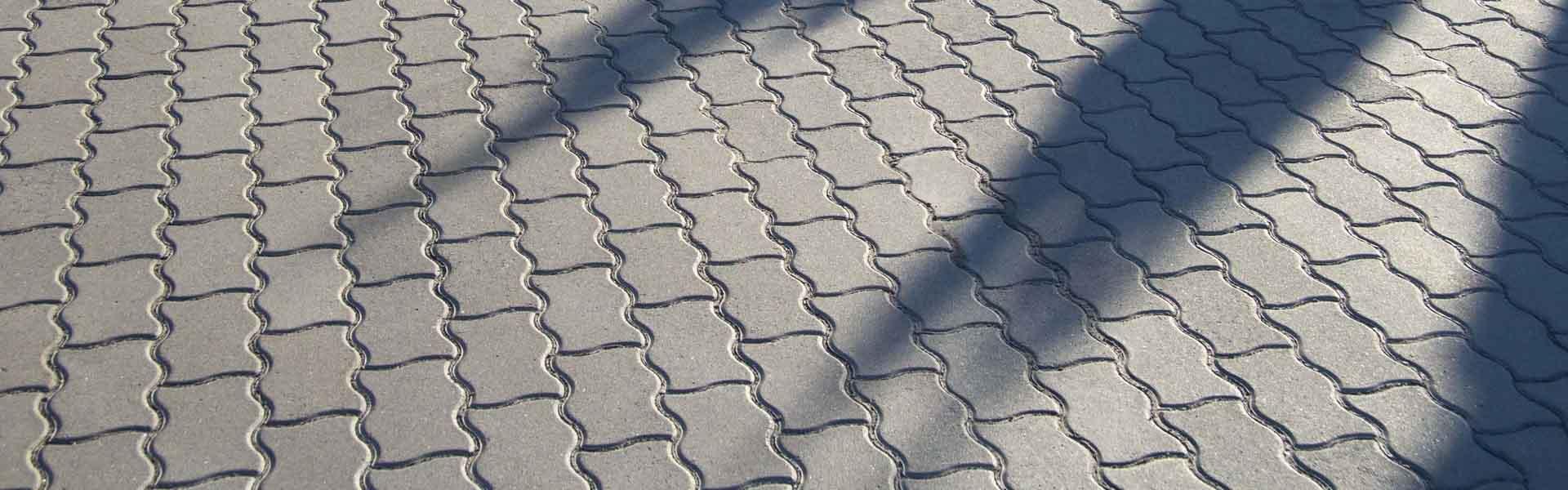 Тротуарная плитка и укладка в Волоколамске